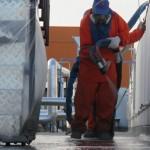 Impermeabilización con Poliurea de losa técnica en Girardot, Colombia