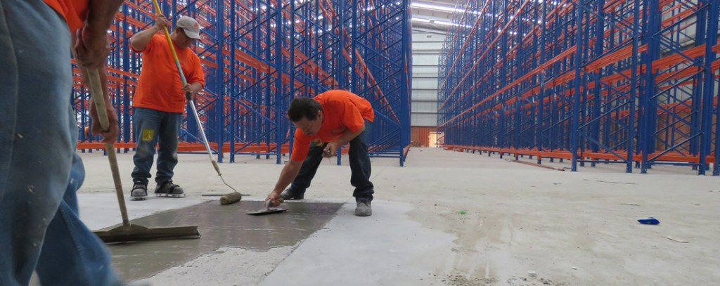 Sistemas de reparación estructural de concreto reforzado