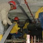 Reforzamiento estructural con Platinas de fibra de carbono
